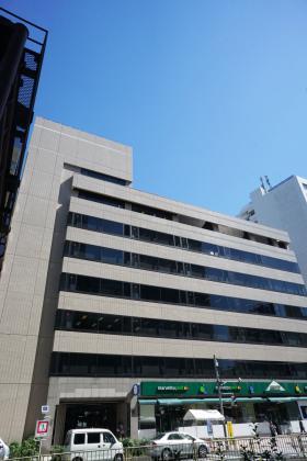 東麻布1丁目ビルの外観写真