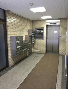 ハローオフィスAkiba(末広町)ビルの内装
