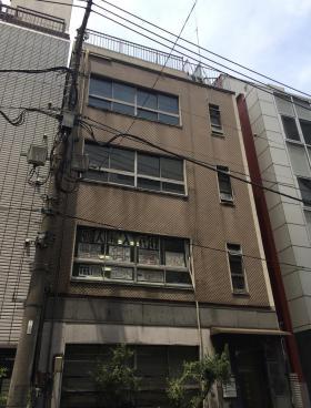 神田鎌倉ビルの外観写真