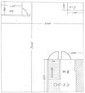 小山第3ビル:基準階図面