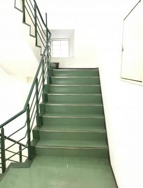 日交神楽坂ビルの内装