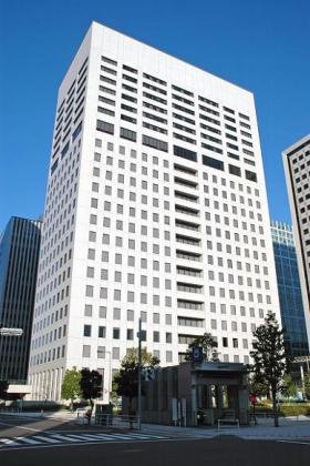 品川シーサイドイーストタワーの外観写真