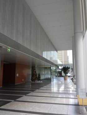品川シーサイドイーストタワーの内装