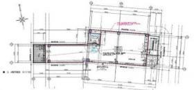 上野C-road Bldg:基準階図面