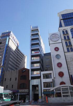 上野C-road Bldgの外観写真