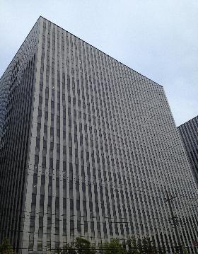 品川シーサイドウエストタワーの外観写真