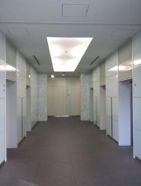 品川シーサイドウエストタワーの内装
