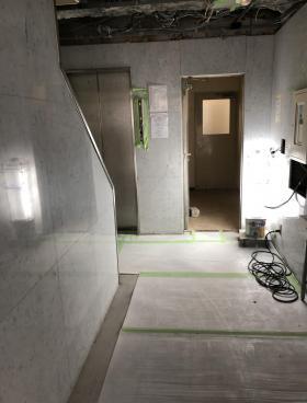 東京リアル須田町ビルの内装