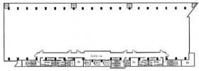 ORE大宮ビル:基準階図面