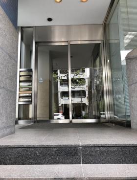 木坂ビルの内装