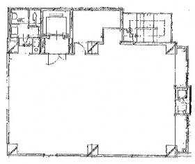 山手ビル3号館:基準階図面