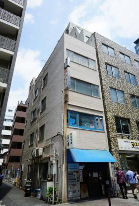 浅井ビルの外観写真