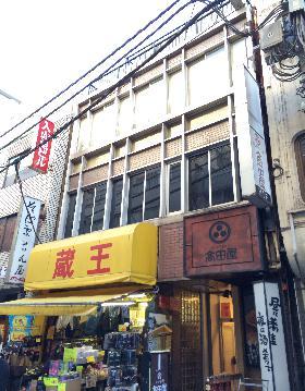 神田西口ビルの外観写真