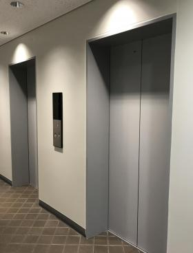 内神田DNKビルの内装