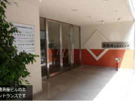 豊島屋ビルの内装