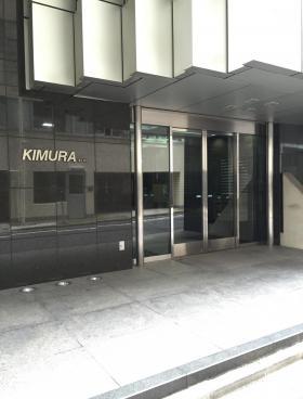 浅草橋TH(旧:キムラビル)ビルのエントランス