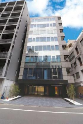 八重洲桜川ビル(旧八重洲第8長岡ビル)の外観写真