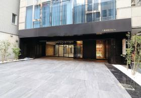 八重洲桜川ビル(旧八重洲第8長岡ビル)のエントランス