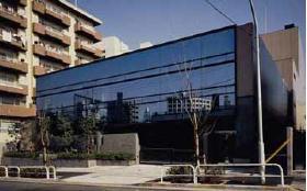 目黒テクノビルの外観写真