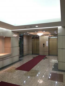 築地第一長岡ビルの内装