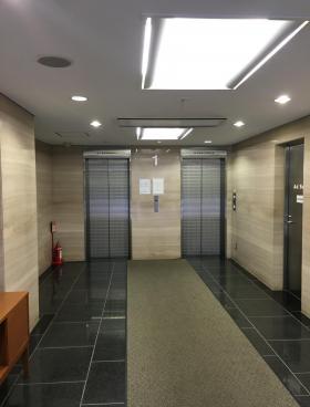 TSUKIJI EAST SQUAREビルの内装