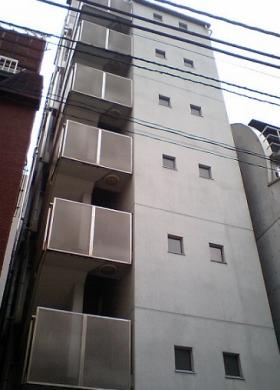 サンユー西五反田ビルの外観写真