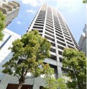 ファーストリアルタワー新宿(旧プロスペクト・アクス・ザ・タワー新館)ビルの外観写真