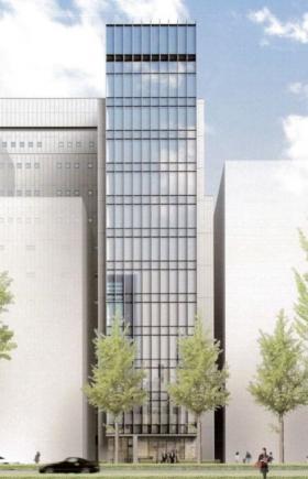 山手新宿ビルの外観写真