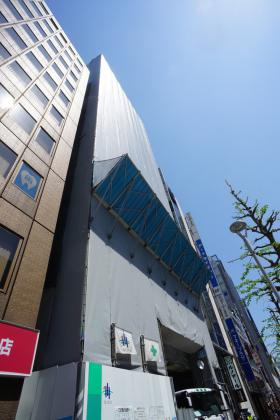 山手新宿ビルの内装