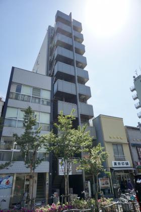 上野Mビルの外観写真