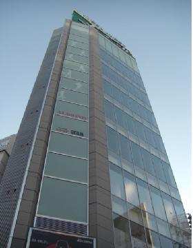 六本木天城ビルの外観写真