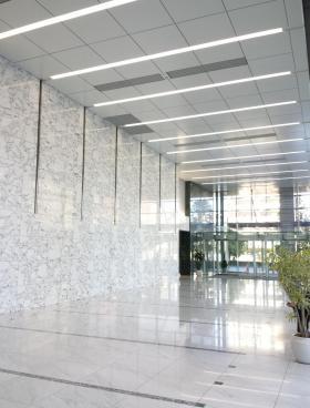 品川シーサイドサウスタワーのエントランス