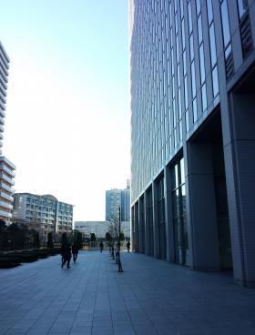 品川シーサイドサウスタワーの内装