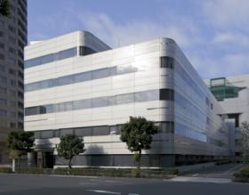 KDX東品川ビル(旧P'S東品川)の外観写真