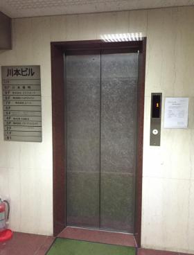 川本ビルの内装