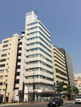 KN新宿ビルの外観写真