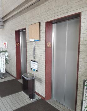 INOビル大崎の内装