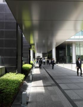 アートヴィレッジ大崎セントラルタワーの内装
