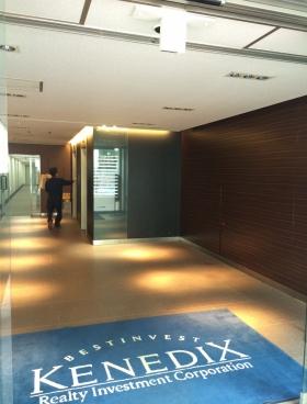 KDX御茶ノ水ビルの内装