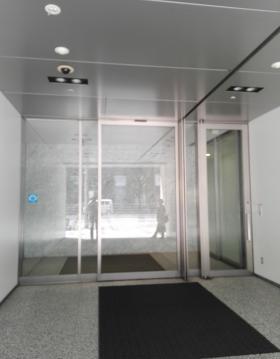 京橋創生館ビルの内装