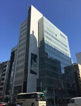 京橋創生館ビルの外観写真