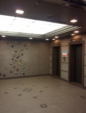 飛栄九段ビルの内装