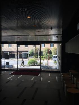 勝永六番町ビルの内装
