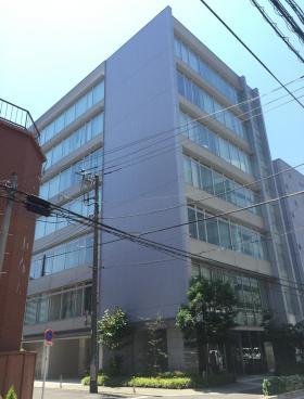 コーストライン品川ビルの外観写真