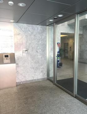 コーストライン品川ビルの内装