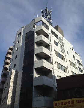 松風ビルの外観写真