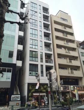 EBISU ONE BLDG.の外観写真