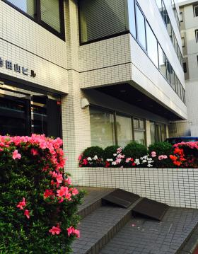 齊征池田山ビルの内装