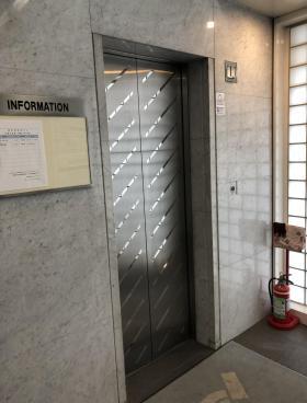 神田須田町ビルの内装