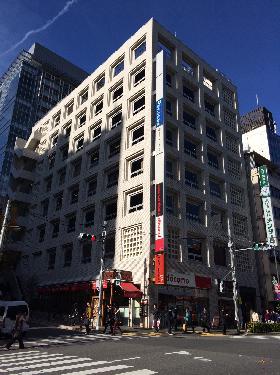 ニュー駿河台ビルの外観写真